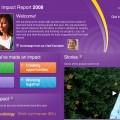 RNID Impact Report site