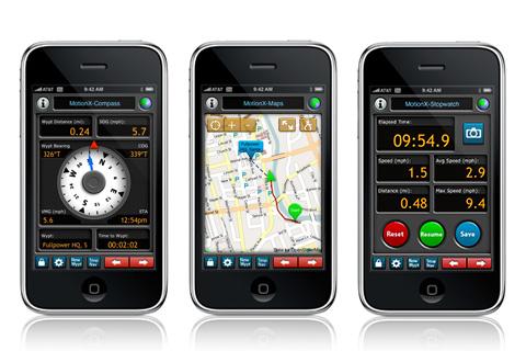 навигатор рыбака iphone