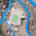 Olympic Stadium compared to Leyton Orient