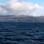Isle of Mull from Treshnish Isles