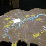 London Data Table - Projection table