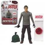 Dexter Blood Slide Action Figure