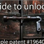 Apple, patents and ideas