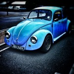 Early VW beetle