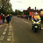 Police outrider
