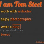I am Tom Steel