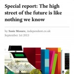 The high street of the future is like nothing we know