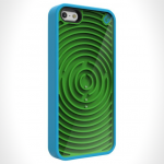 Phone case green maze