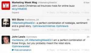 Polite Mr John Lewis