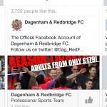 recommends Dagenham and Redbridge