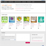 Apps that are good for your health – the NHS app library