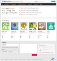 Health Apps Library