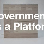 Government digital services as a platform. Yes please.