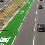 Roads that wirelessly charge electric cars