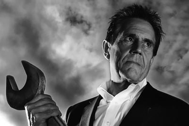 Interview with Dave Trott